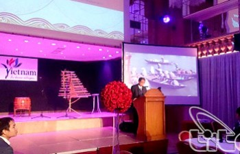 Promoting Viet Nam's cultural heritage and tourism in France