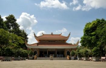 Những ngôi chùa nổi tiếng ở Sài Gòn hút khách du xuân